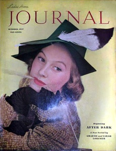 Ladies' Home Journal 1937-10