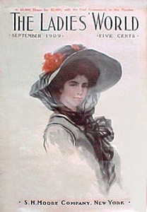 Ladies' World 1909-09