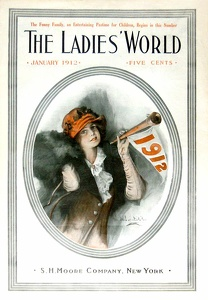 Ladies' World 1912-01