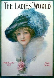Ladies' World 1913-02