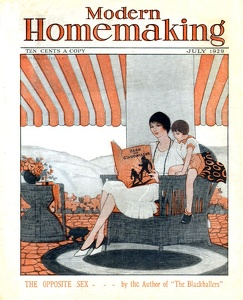 Modern Homemaking 1929-07