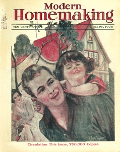 Modern Homemaking 1928-09