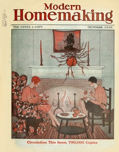 Modern Homemaking 1928-10