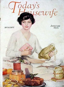 Today's Housewife 1918-01