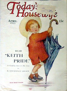 Today's Housewife 1921-04