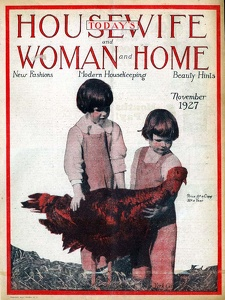 Today's Housewife 1927-11