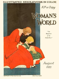Woman's World 1922-08