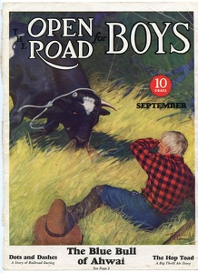 Open Road for Boys 1930-09