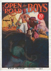 Open Road for Boys 1931-08