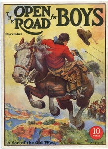 Open Road for Boys 1931-11