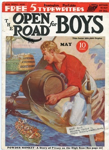 Open Road for Boys 1933-05