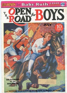 Open Road for Boys 1933-07