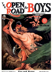 Open Road for Boys 1936-03