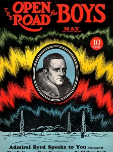 Open Road for Boys 1936-05