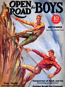 Open Road for Boys 1936-09