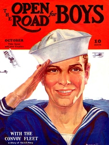 Open Road for Boys 1936-10