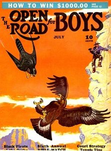 Open Road for Boys 1938-07