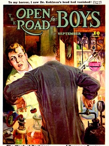 Open Road for Boys 1938-09