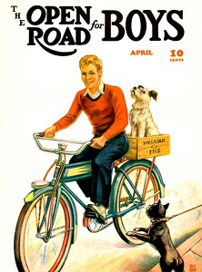 Open Road for Boys 1939-04