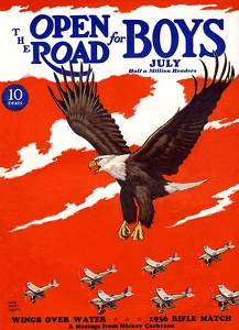 Open Road for Boys 1936-07