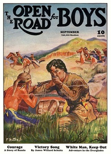 Open Road for Boys 1937-09