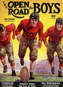 Open Road for Boys 1937-10