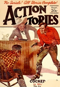 Action Stories 1927-09