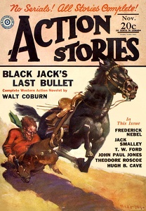 Action Stories 1929-11