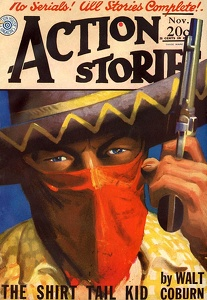 Action Stories 1930-11