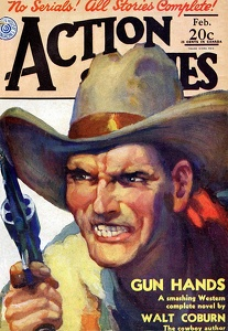 Action Stories 1931-02