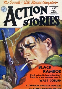 Action Stories 1932-05