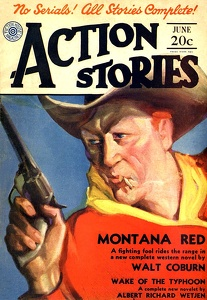 Action Stories 1932-06