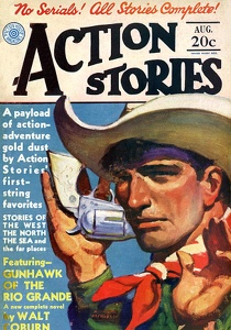 Action Stories 1932-08