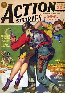 Action Stories 1942-06