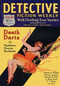 Detective Fiction Weekly 1930-08-30