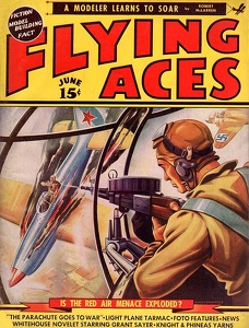Flying Aces 1940-06