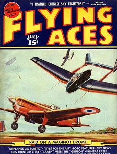 Flying Aces 1940-07