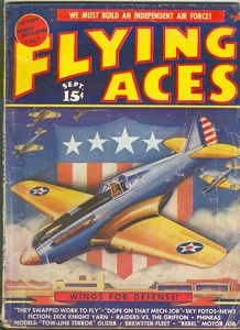 Flying Aces 1940-09