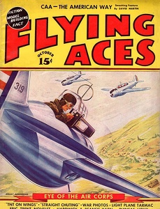 Flying Aces 1940-10