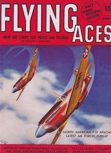 Flying Aces 1942-01