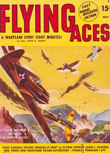 Flying Aces 1942-05