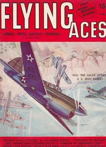 Flying Aces 1942-06