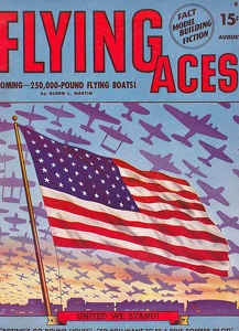 Flying Aces 1942-08