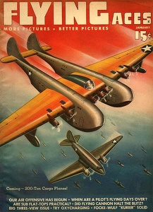 Flying Aces 1943-01