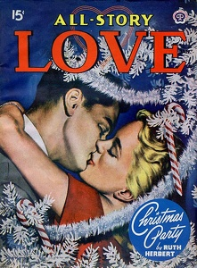 All-Story Love 1947-01