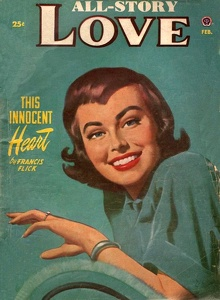 All-Story Love 1952-02