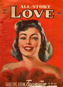 All-Story Love 1952-12