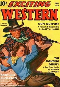 Exciting Western 1940-Fall