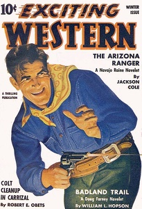 Exciting Western 1940-Winter