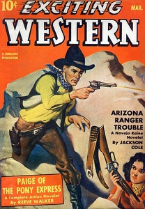 Exciting Western 1941-03